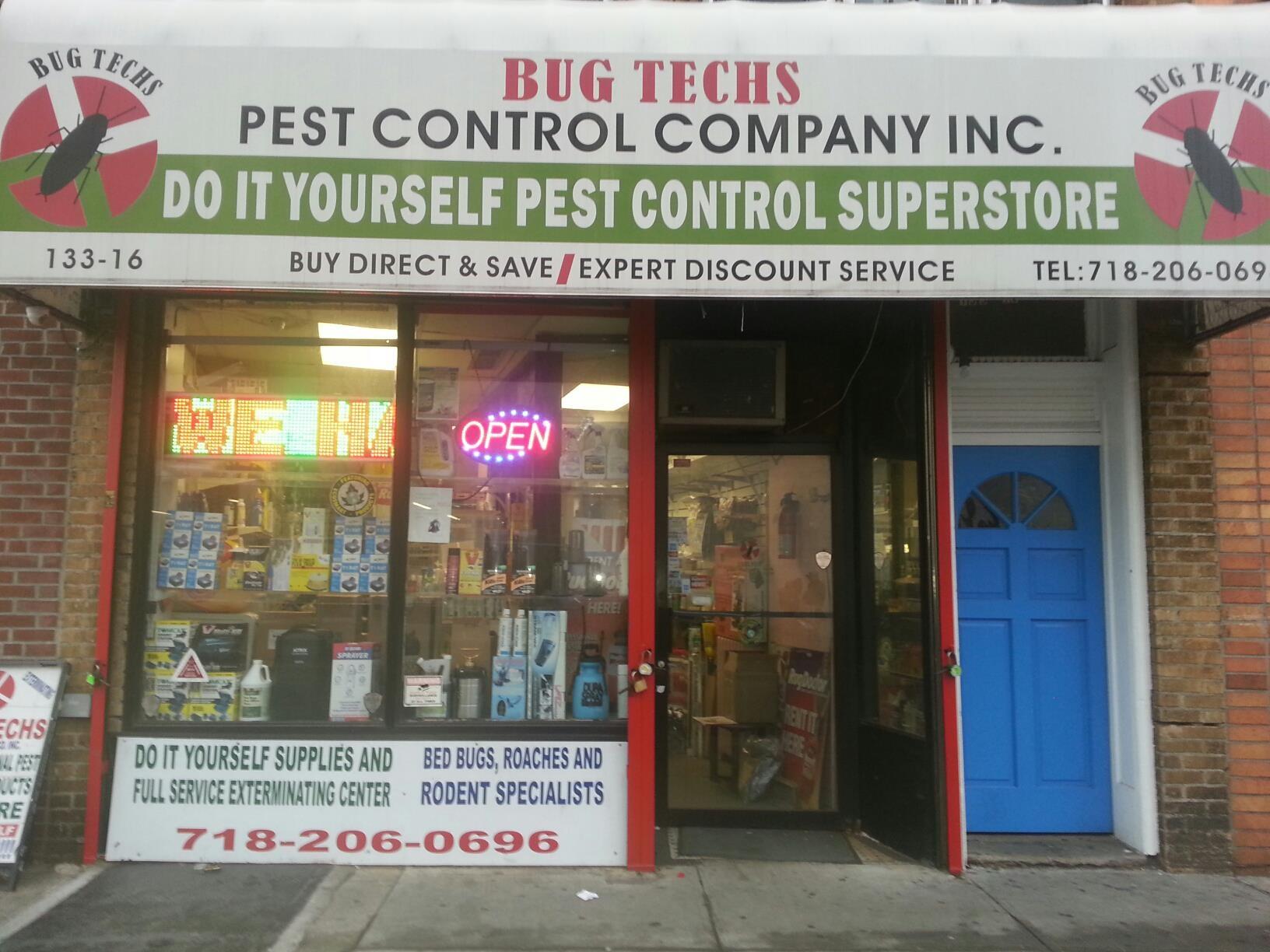 Bug techs pest control company inc 133 16 jamaica ave richmond hill bug techs pest control company inc 133 16 jamaica ave richmond hill ny termite damage restoration mapquest solutioingenieria Gallery