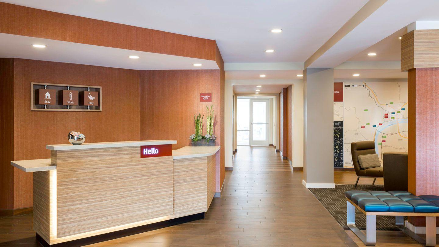 TownePlace Suites by Marriott Lexington Keeneland/Airport image 2