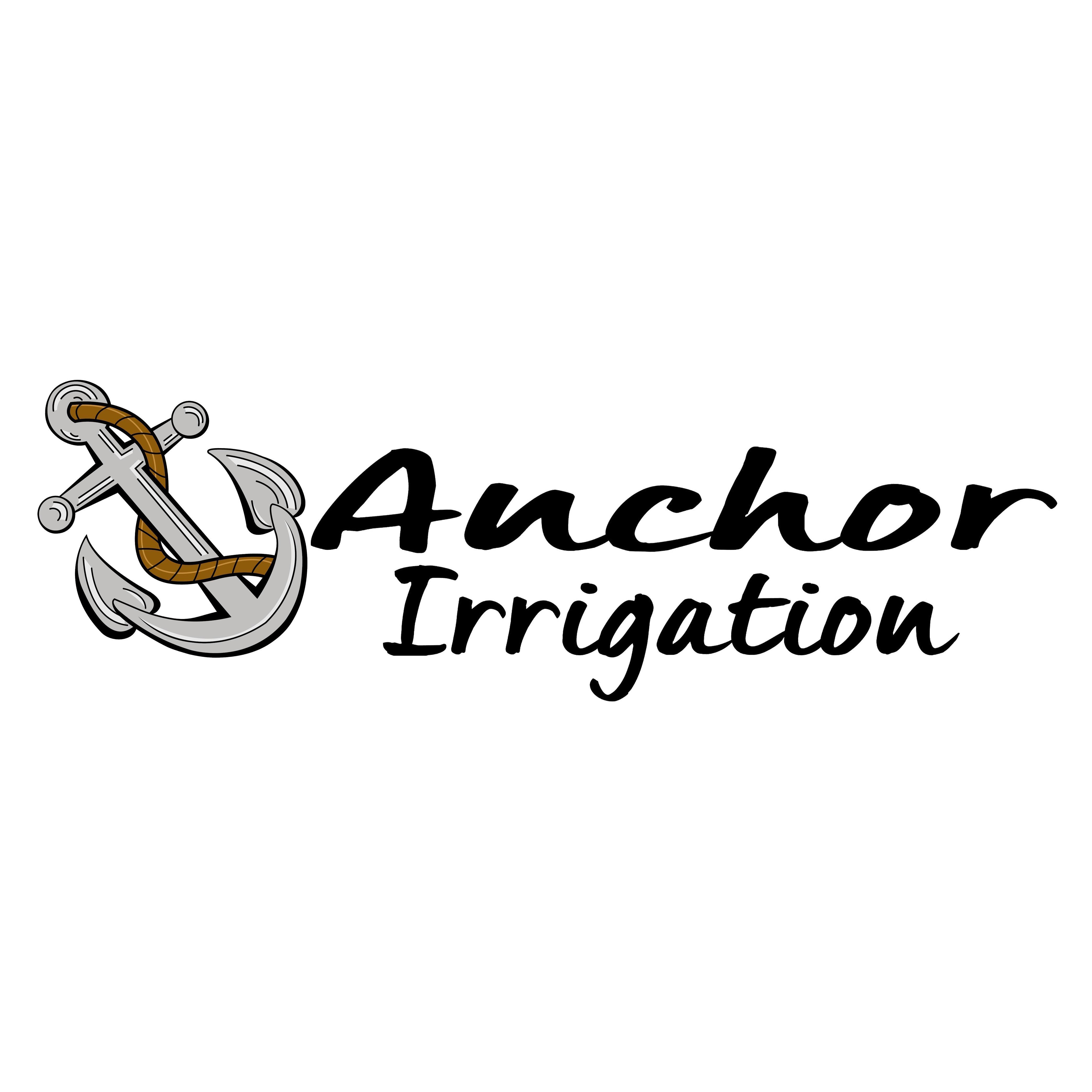 Anchor Irrigation Logo