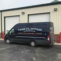 Leon Clapper Plumbing Heating & Water Conditioning image 0