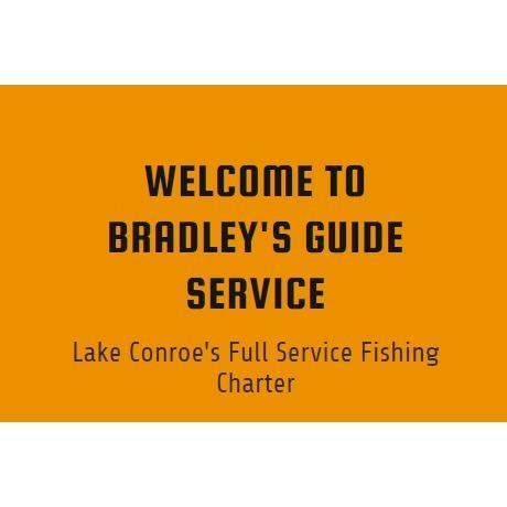 Lake Conroe Fishing Guide - Bradley's Guide Service