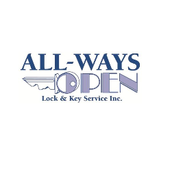 All-Ways Open Lock & Key Service, Inc.