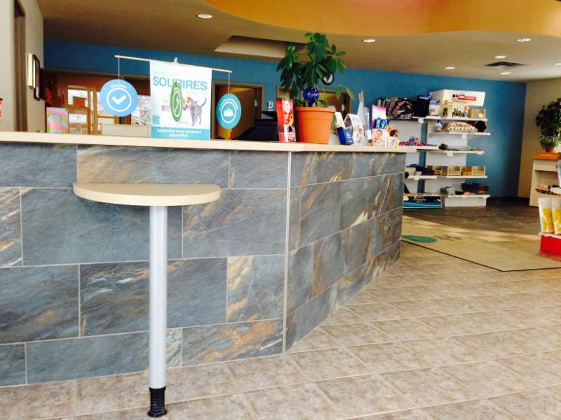 Clinique Vétérinaire De Valleyfield inc à Salaberry-de-Valleyfield