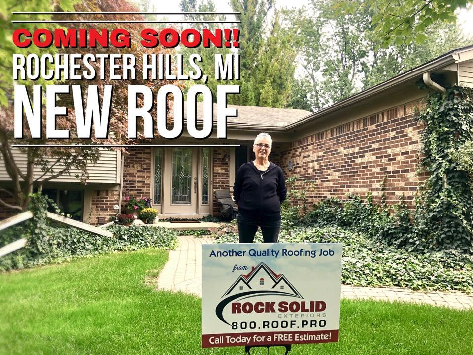 Rock Solid Exteriors - Roofers and Siding Contractors image 41