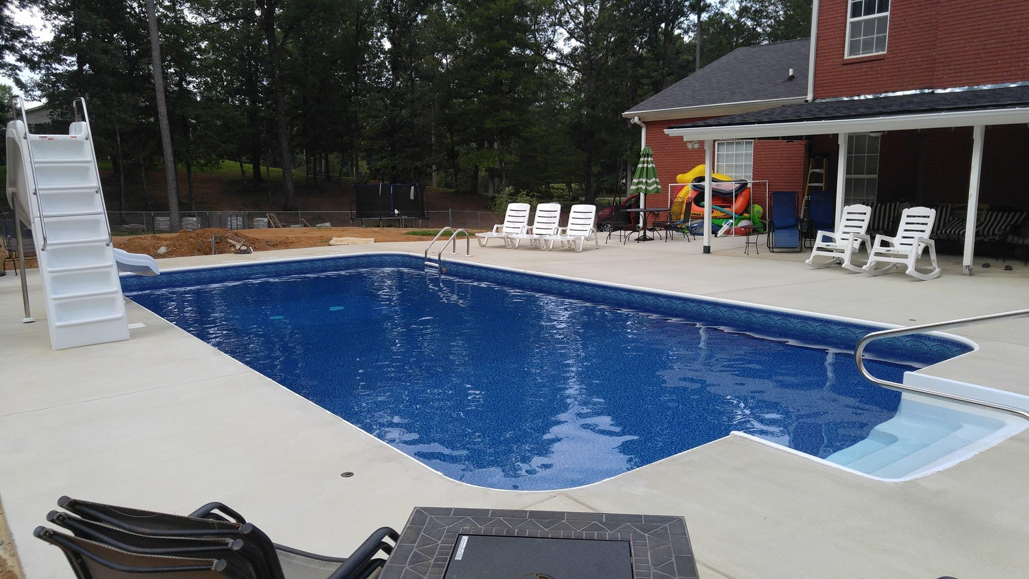Mancha Hardscapes Pools  and  Spas image 8