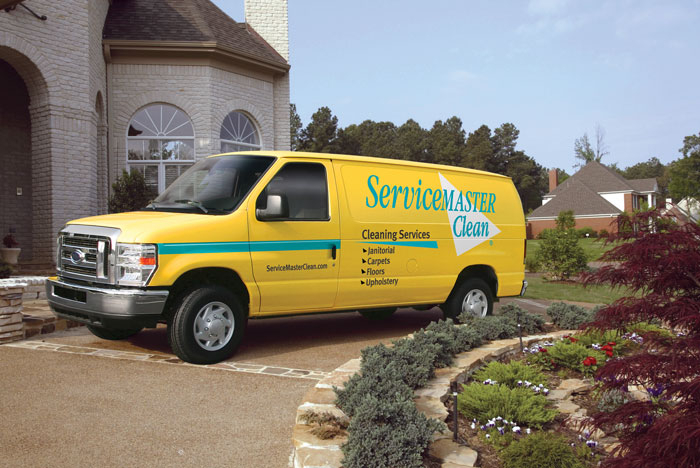 ServiceMaster Cleaning and Restoration by Clean in a Wink image 1