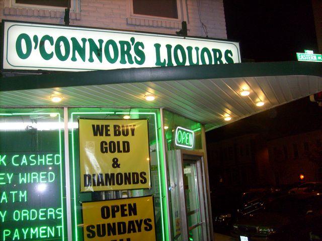 O'Connor's Check Cashing