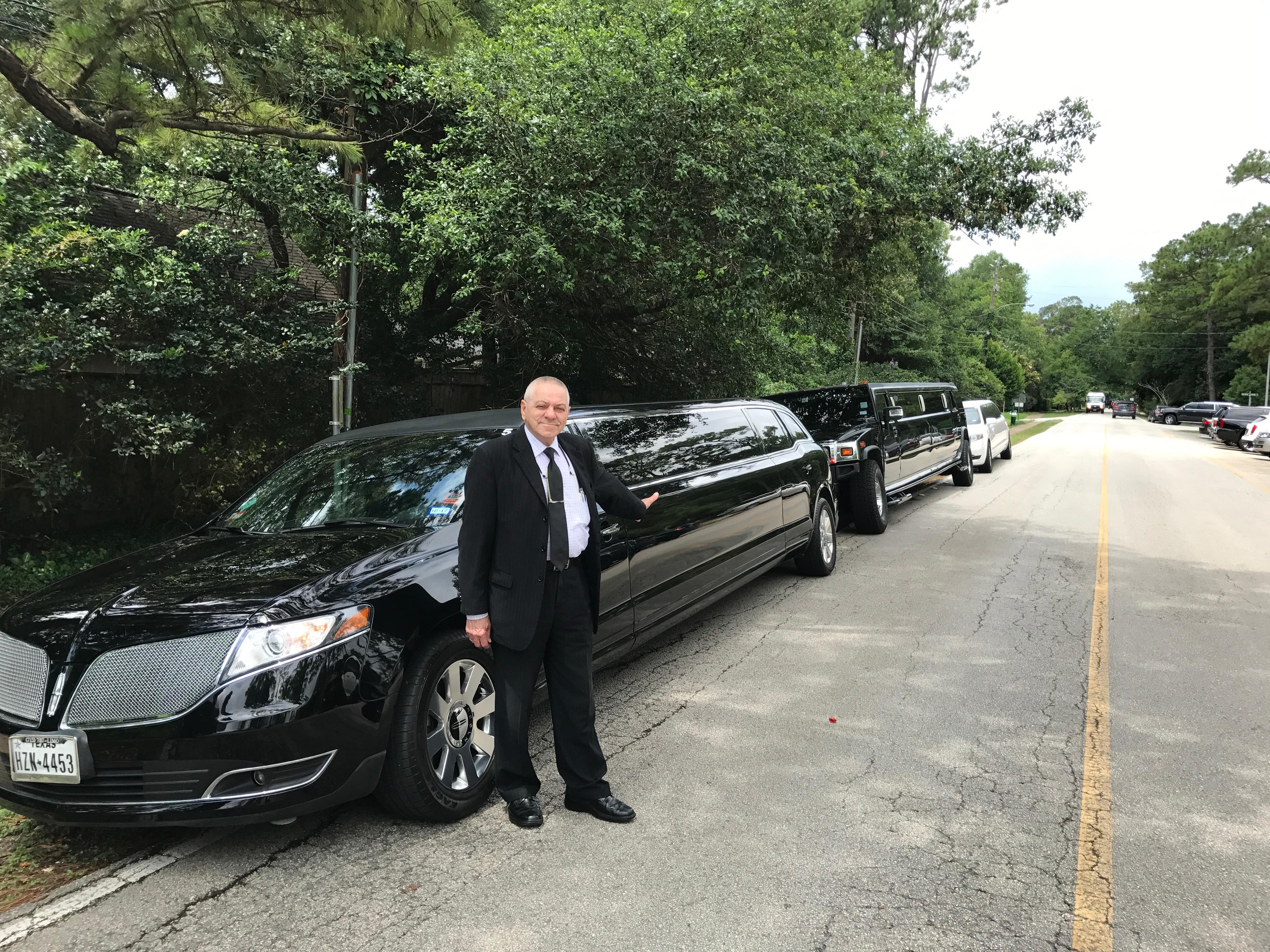 american luxury limousine image 2