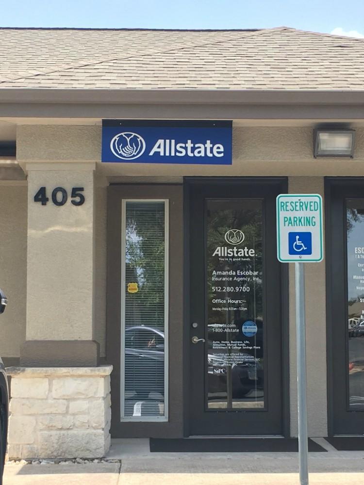 Amanda Escobar: Allstate Insurance