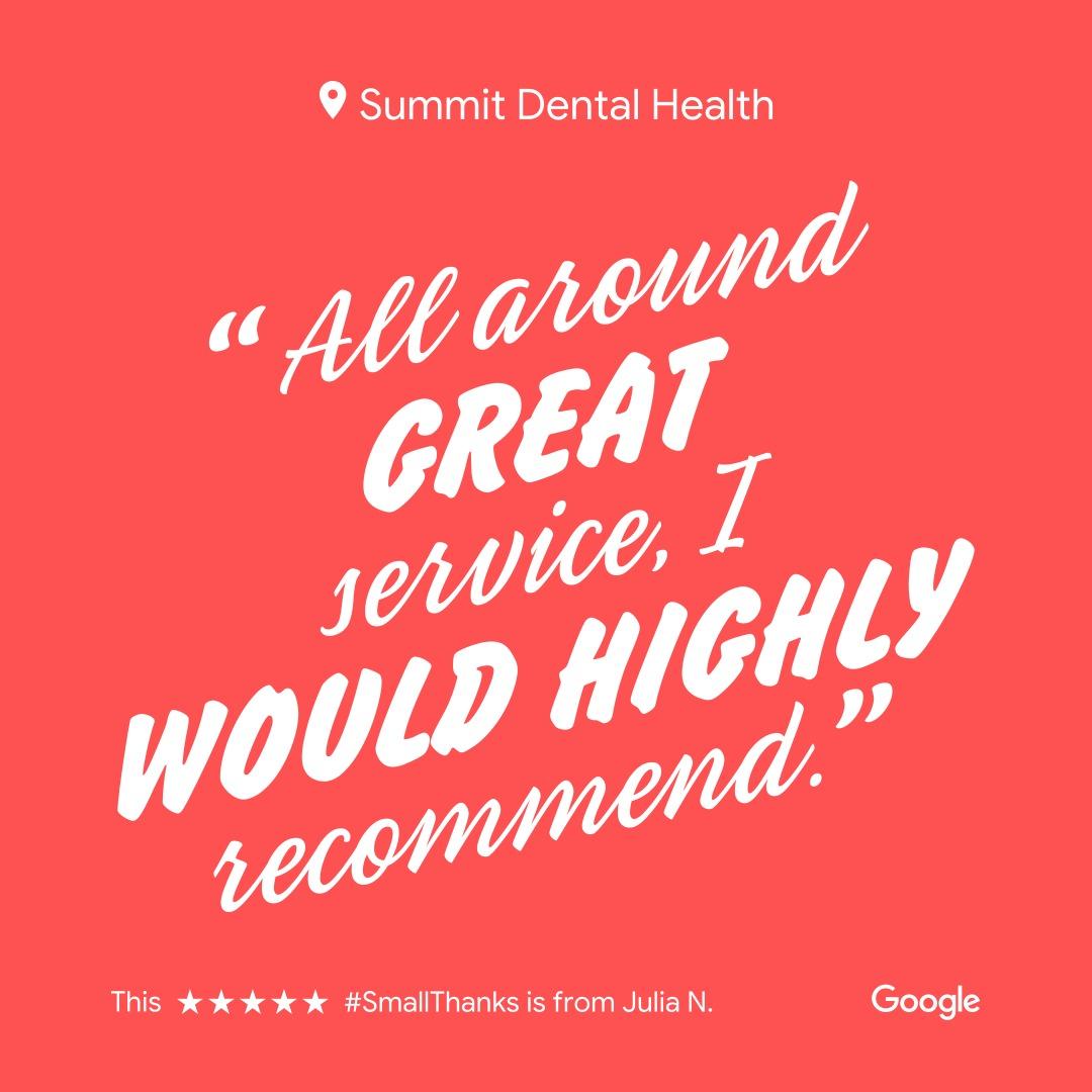 Summit Dental Health image 0