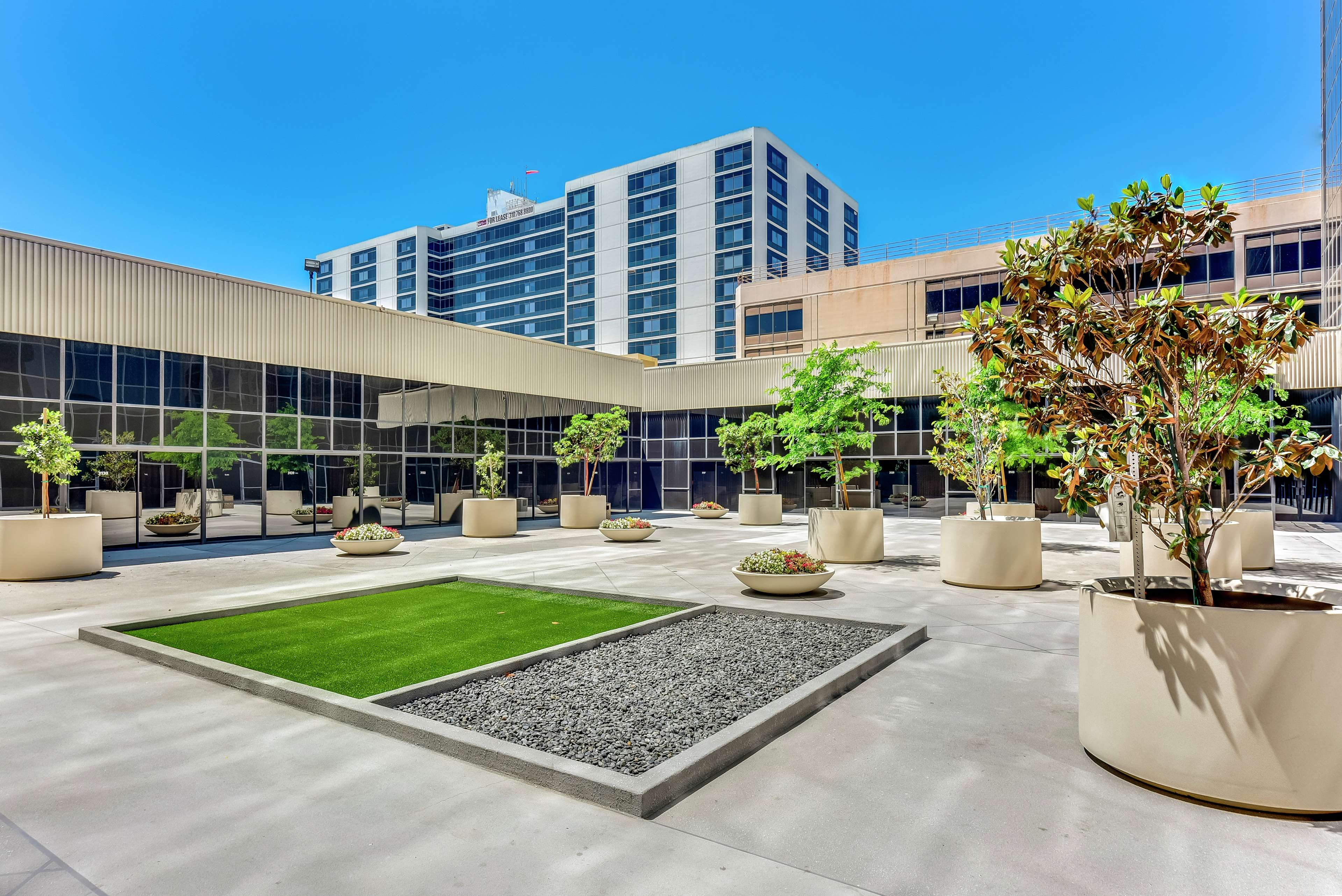 Hilton Los Angeles Airport