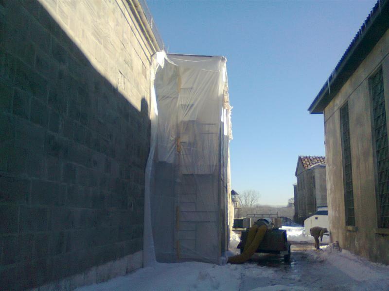 Rénovation Maçonnerie Guy Inc à Laval