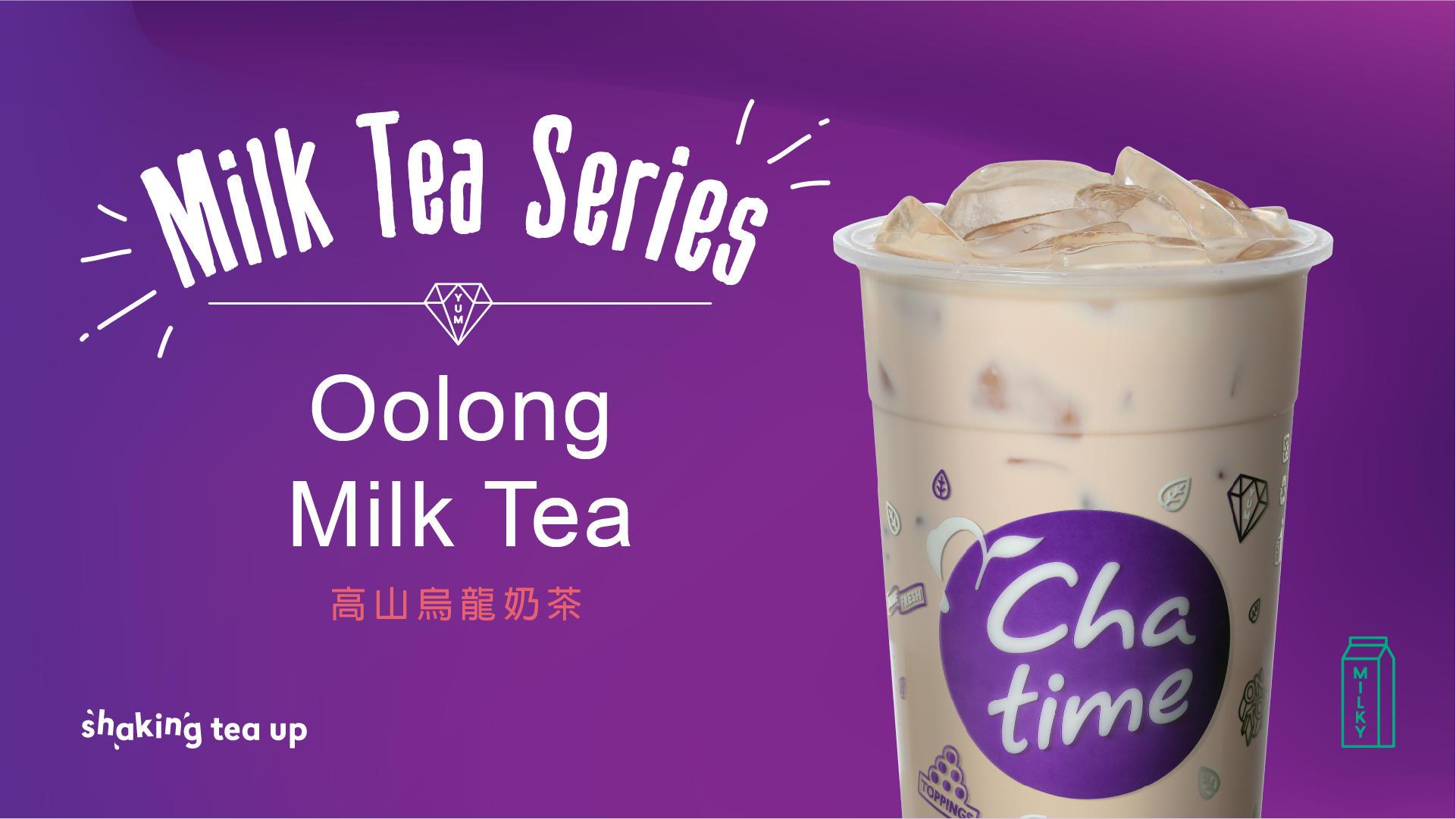 Chatime Bubble Tea & Slurping Noodles image 21