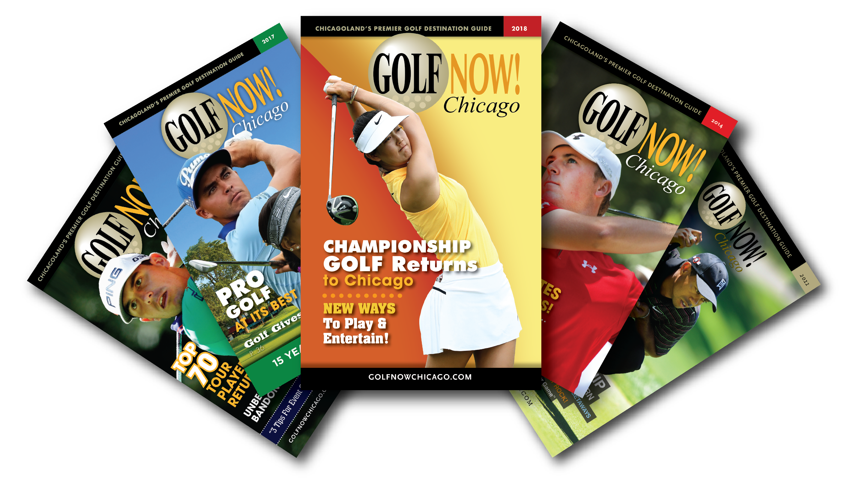 GOLF NOW! Chicago, Chicagoland's Premier Golf Destination Guide