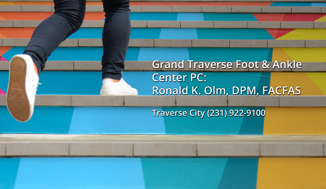 Grand Traverse Foot & Ankle Center, PC: Ronald K. Olm, DPM image 0