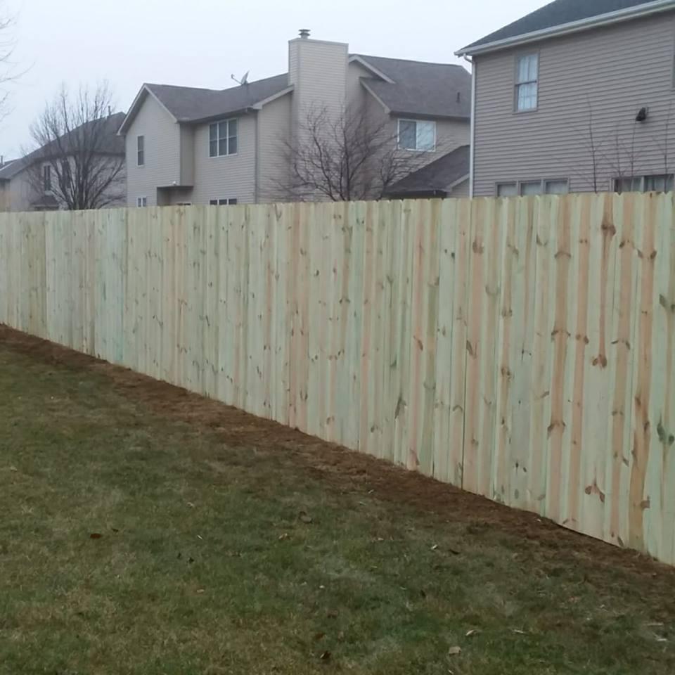 Midland Fence and Construction image 0