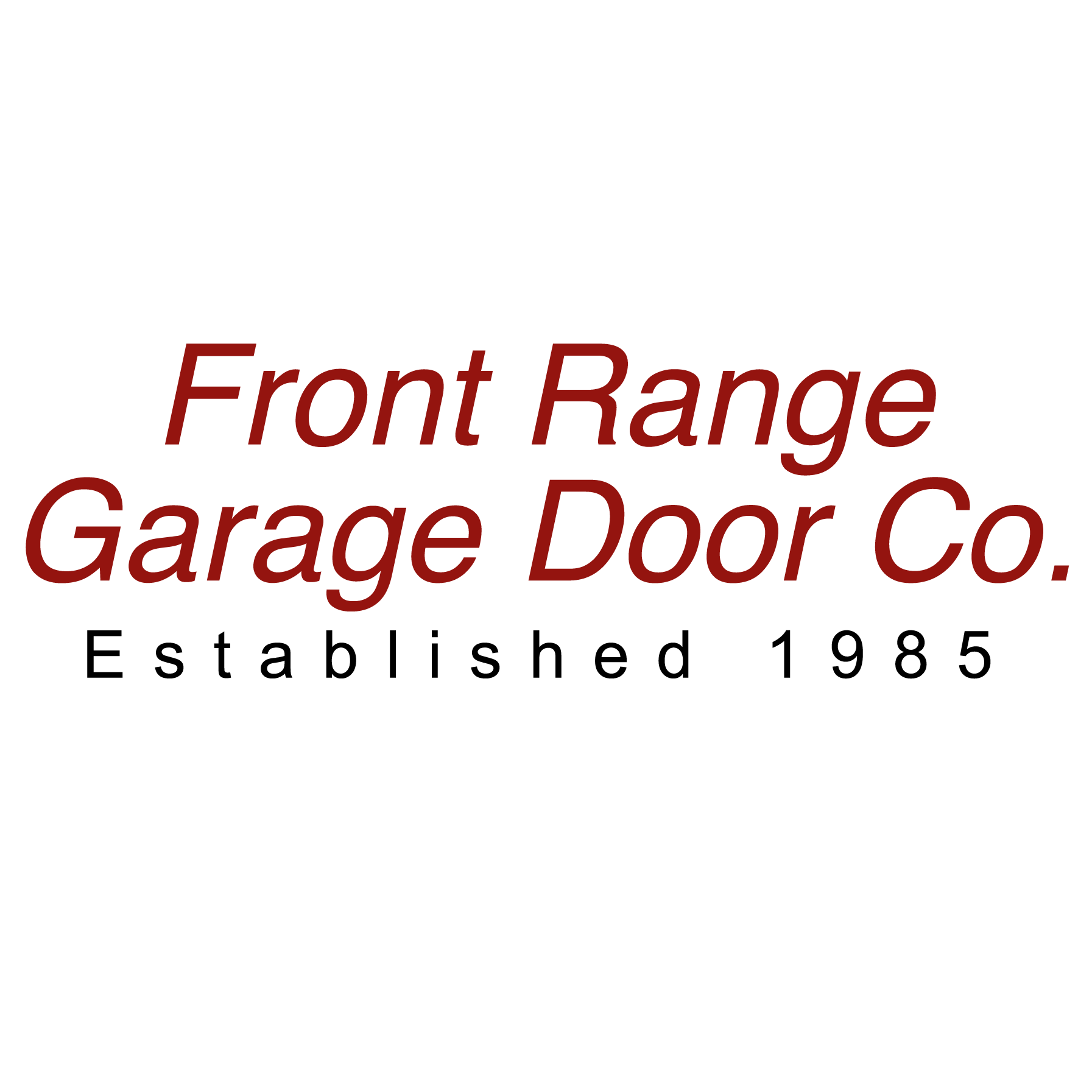 Front Range Garage Door Co.