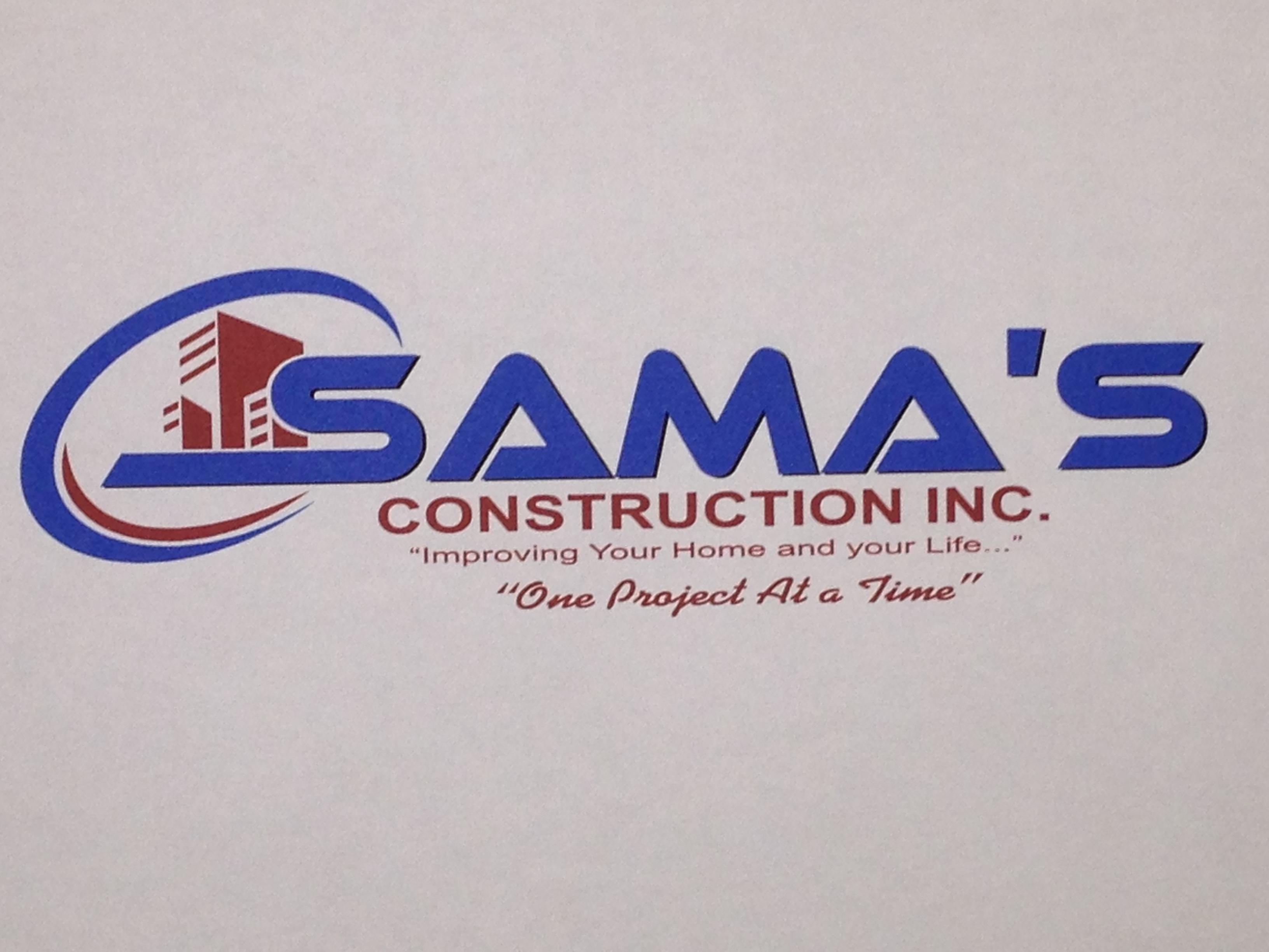 Sama's Construction, Inc image 1
