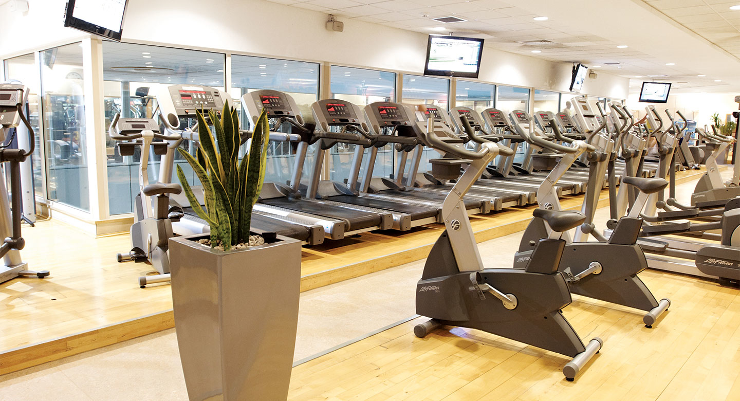 David Lloyd Stevenage Fitness Equipment In Stevenage Sg1 2ua