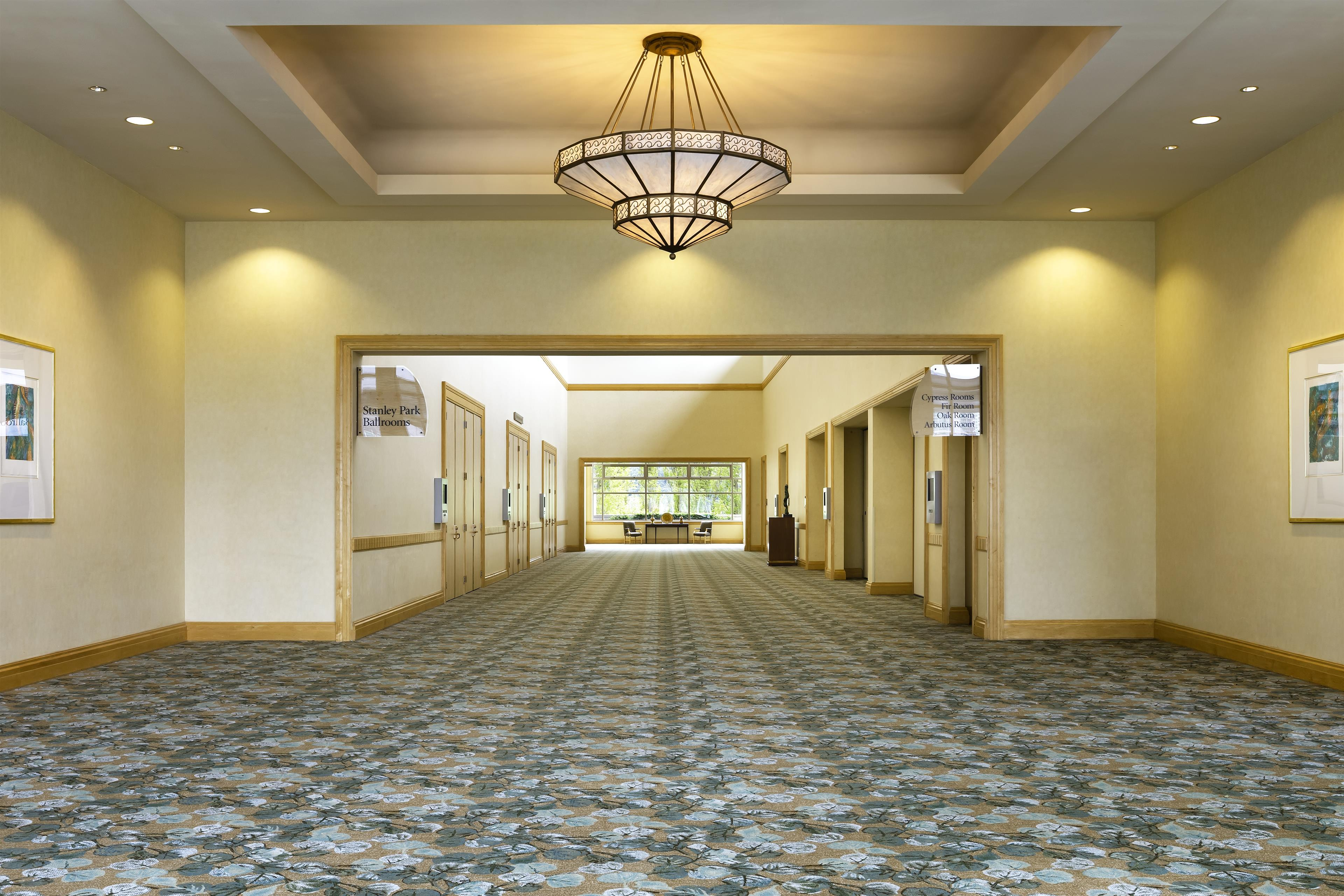The Westin Bayshore, Vancouver in Vancouver: Stanley Park Foyer