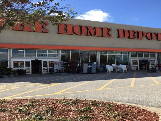 The Home Depot 12621 Mccall Road Port Charlotte Fl Nurseries Mapquest