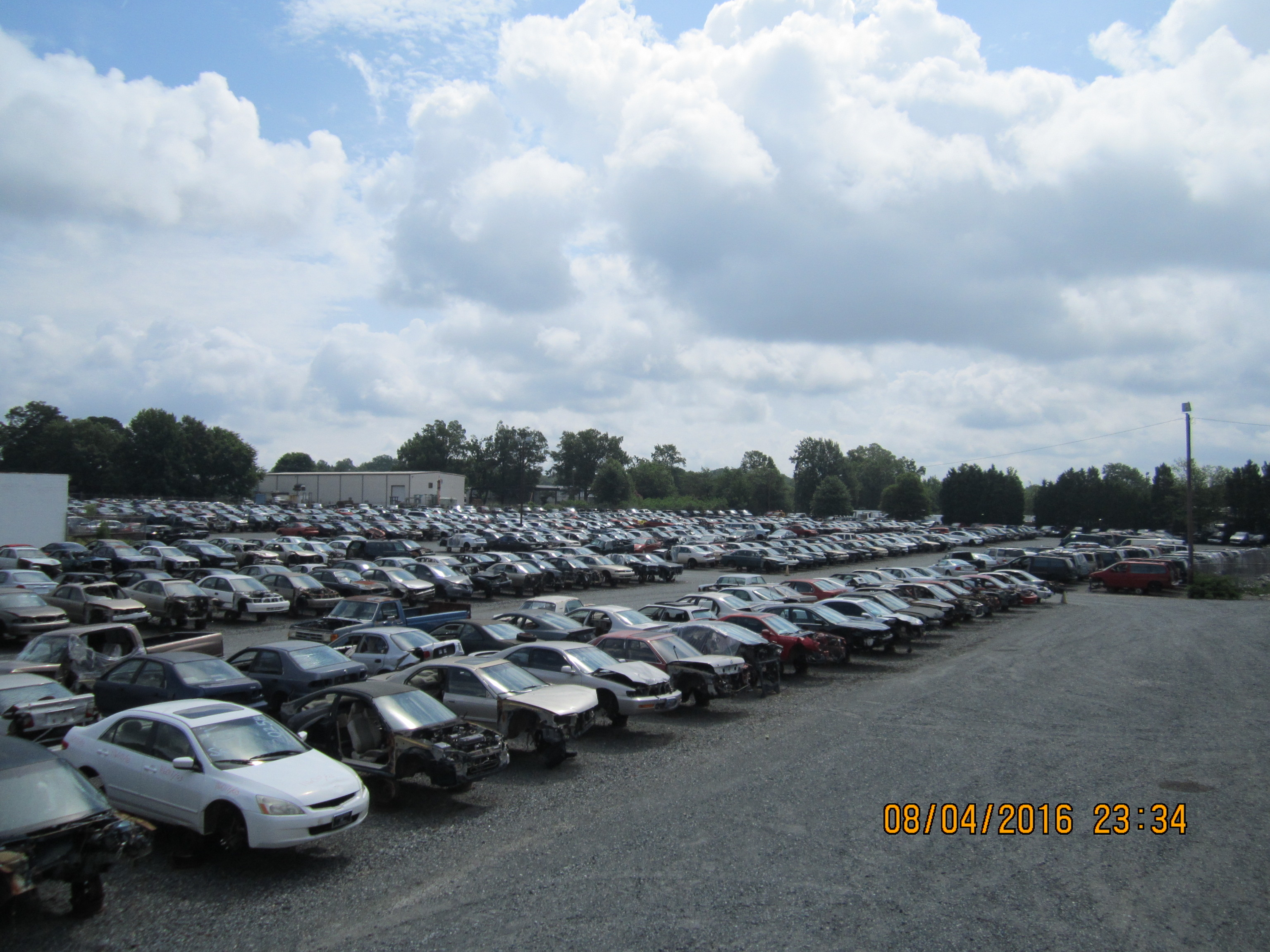 Charlotte NC s&r auto and truck salvage