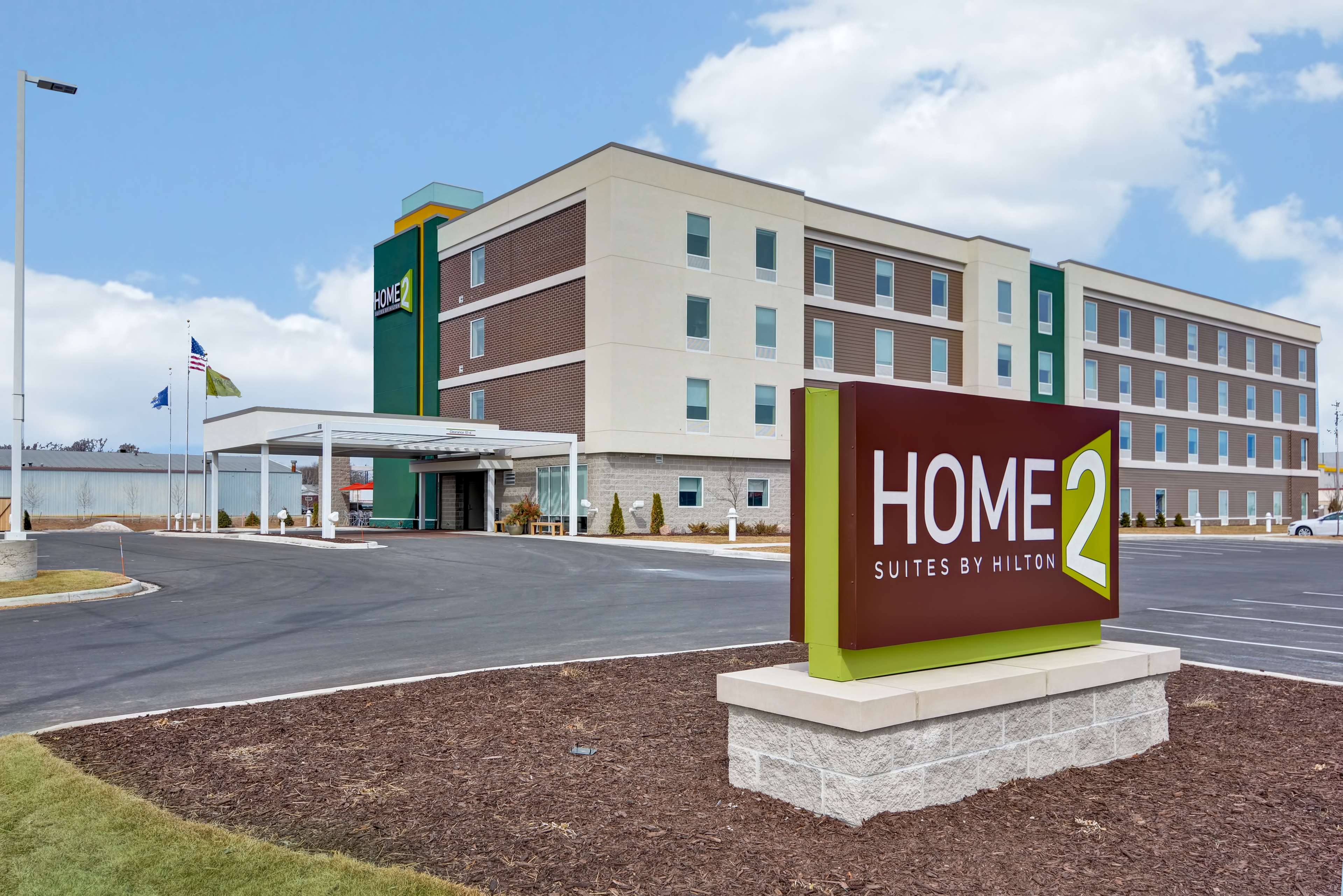 Home2 Suites by Hilton Green Bay image 2