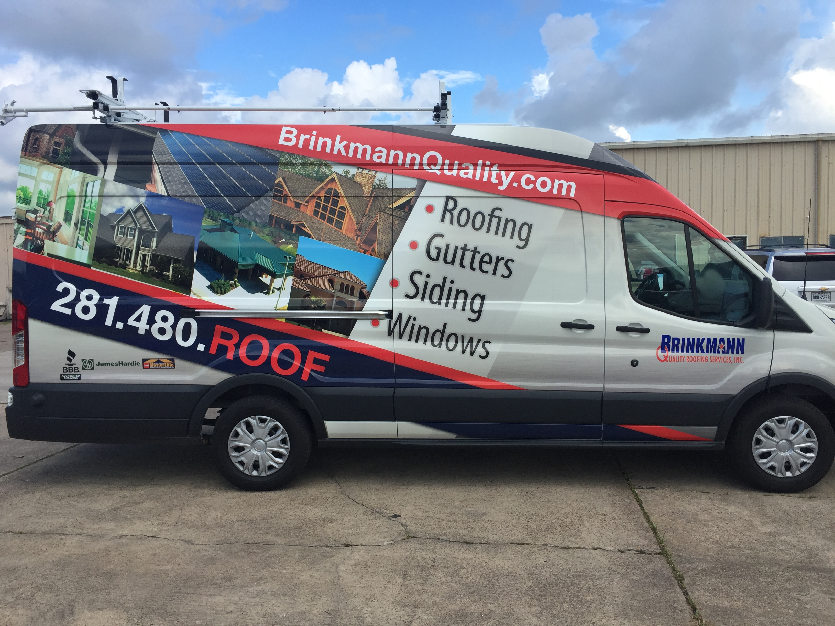 Brinkmann Quality Roofing Services image 1
