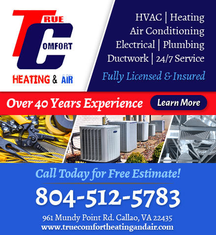 True Comfort Heating and Air, LLC image 0