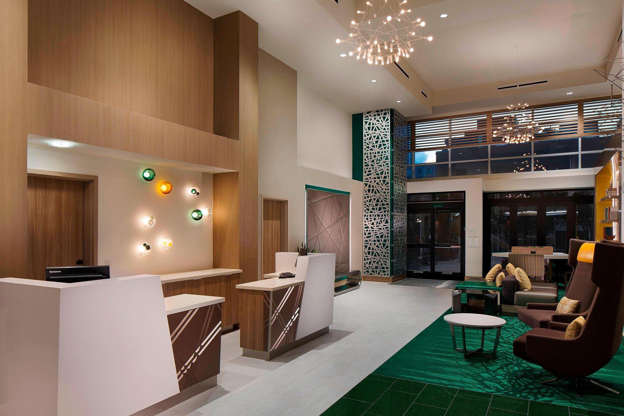 Courtyard by Marriott San Diego Gaslamp/Convention Center