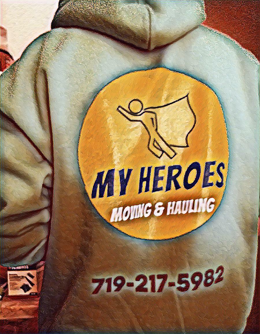 My Heroes Moving & Hauling, LLC image 0