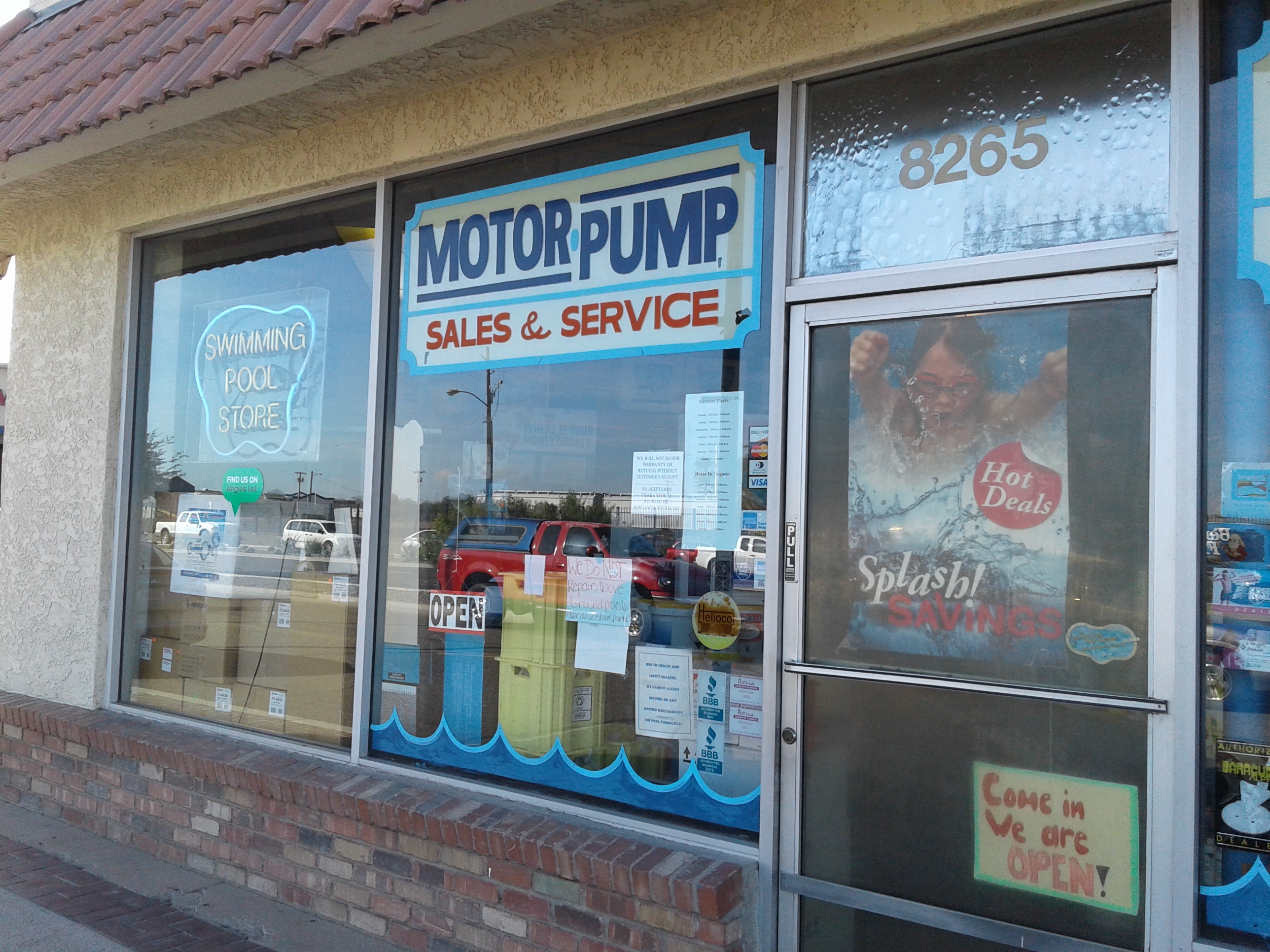 Peoria Electric Motor & Pool Service, Inc