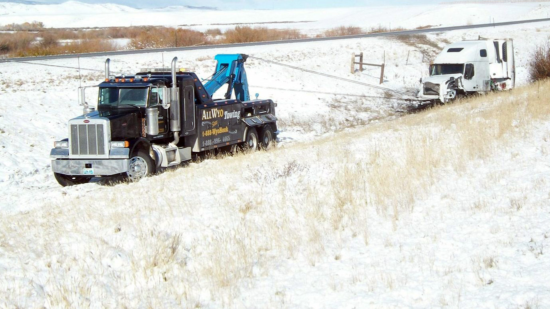 All Wyo State Towing image 1