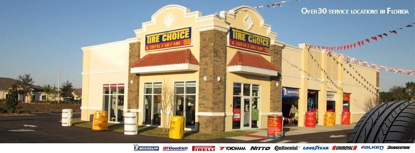 The Tire Choice image 0