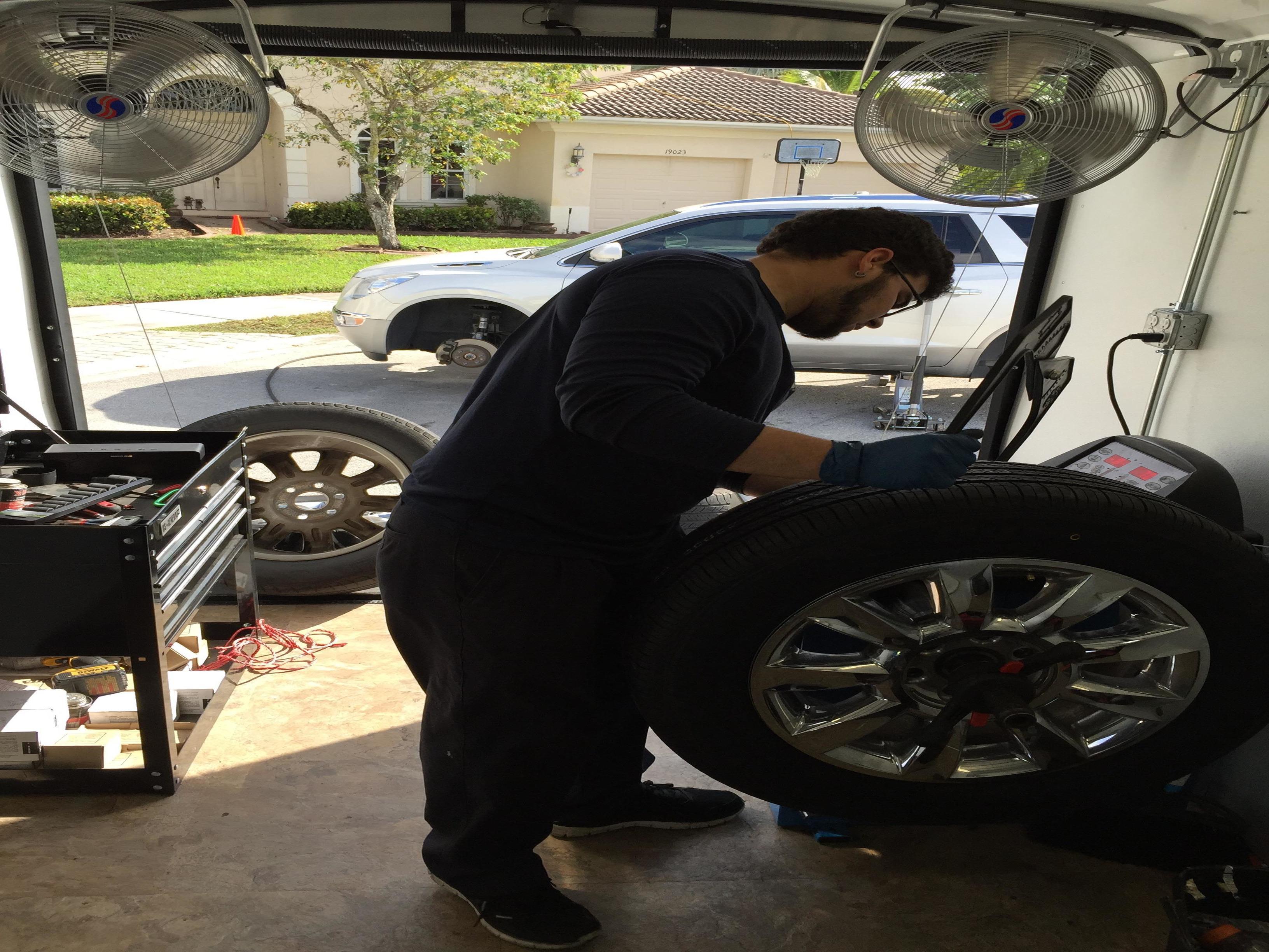S.O.S Mobile Tire Repair image 7