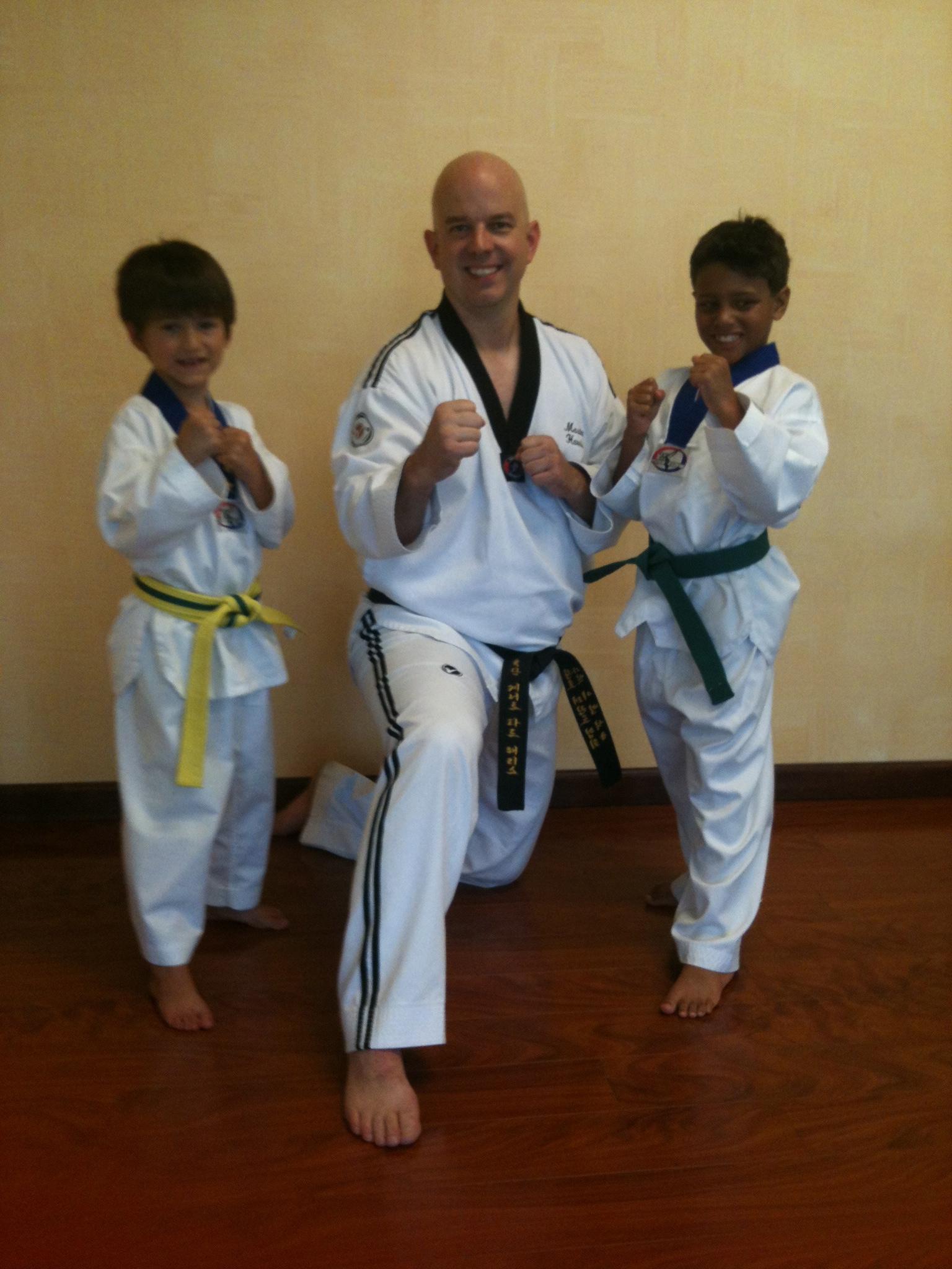 Martial Arts University image 1