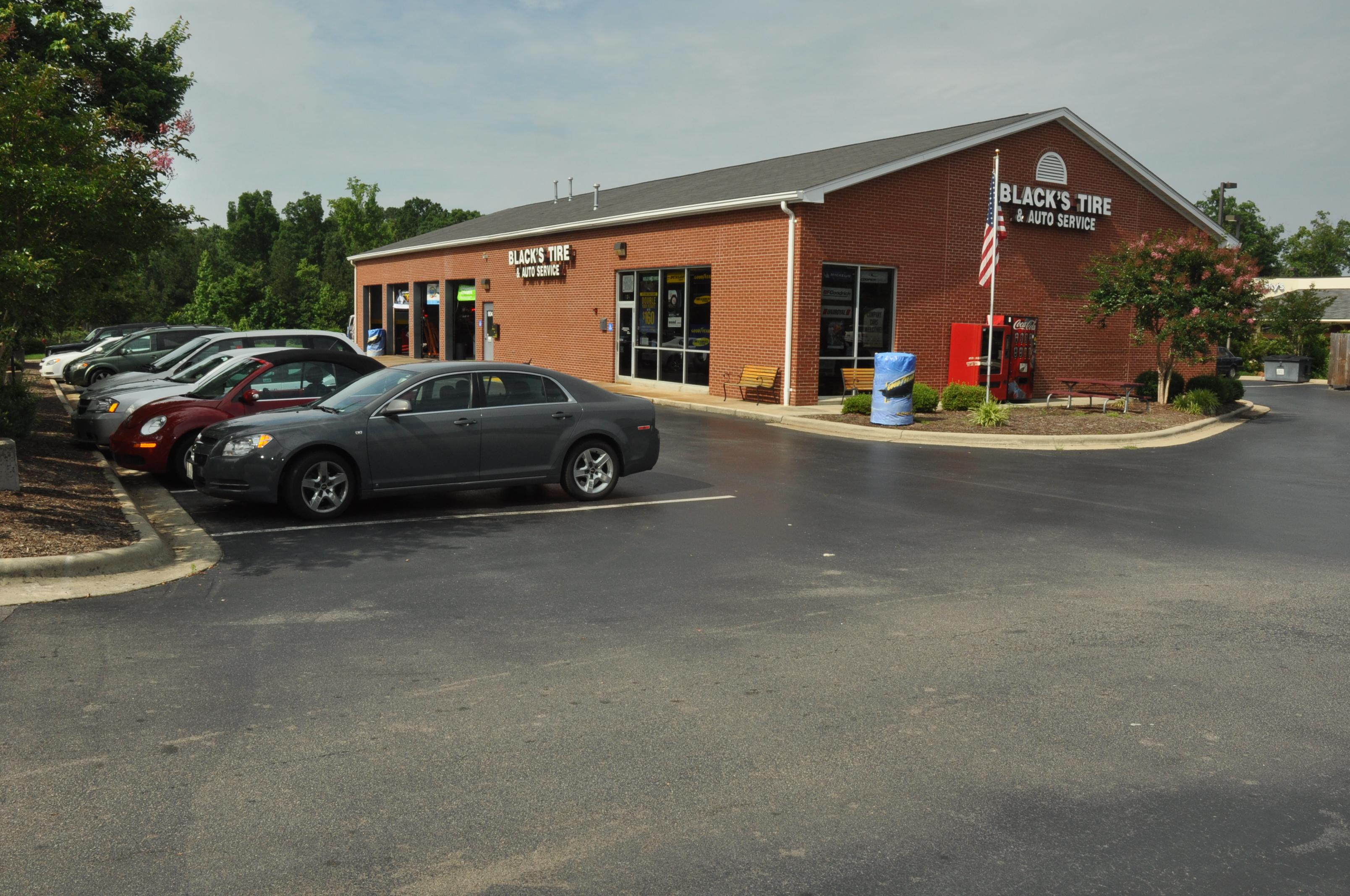 Black's Tire & Auto Service Apex NC