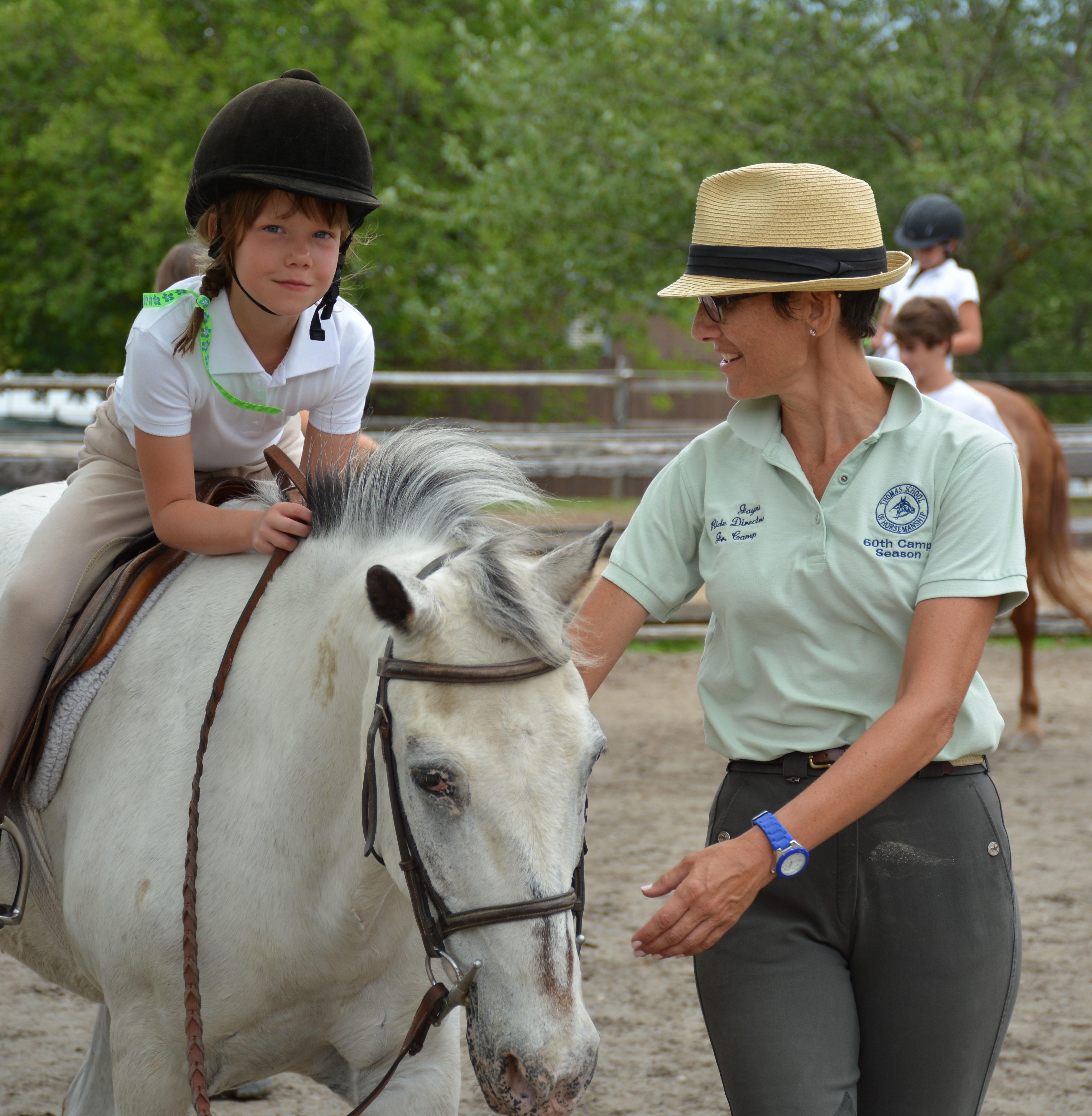 Thomas School of Horsemanship Summer Day Camp & Riding School image 10