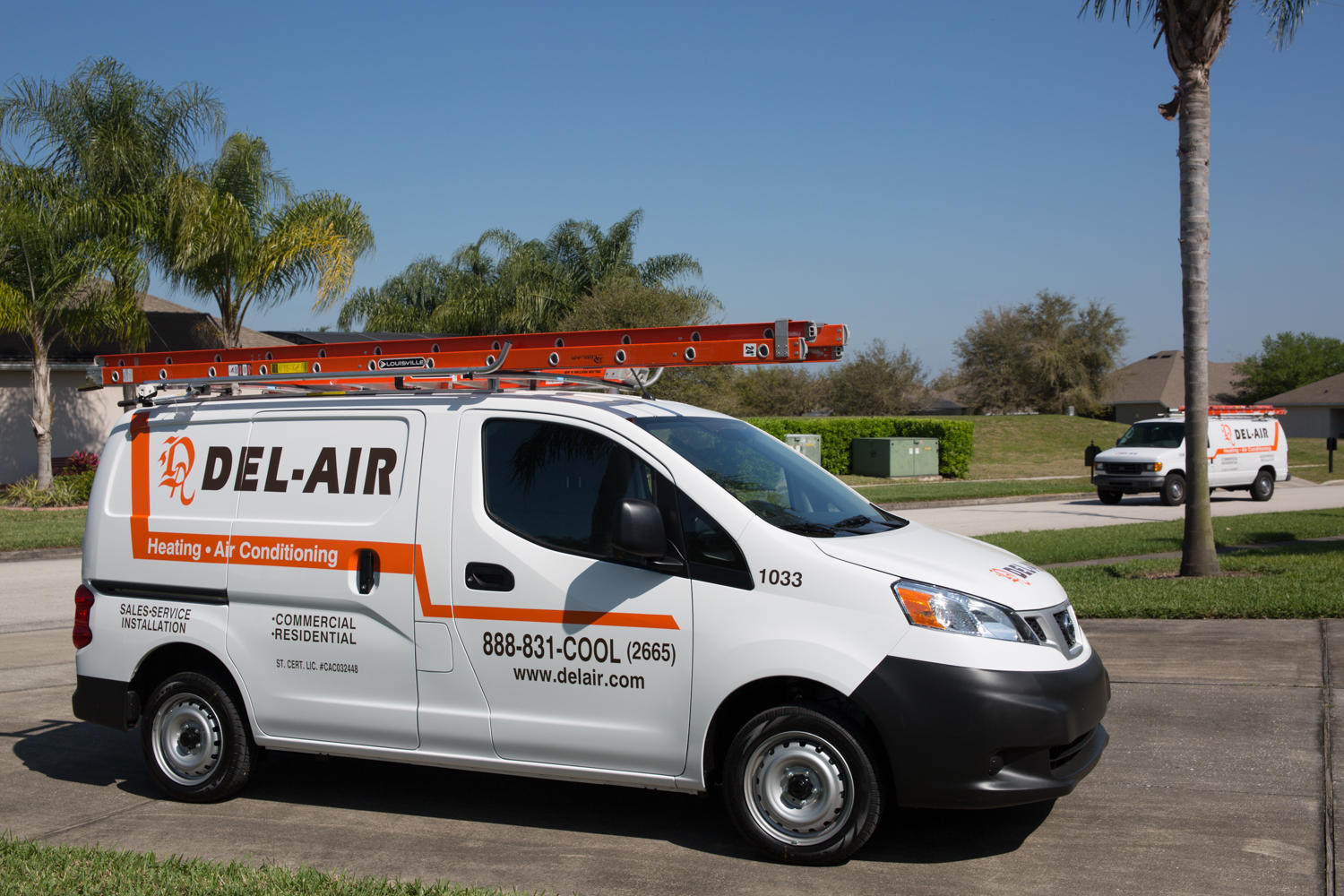 Del-Air Heating and Air Conditioning image 0