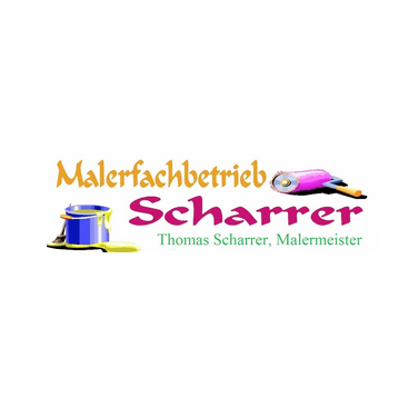 Malerfachbetrieb Scharrer - Malermeister - Hersbruck - Logo