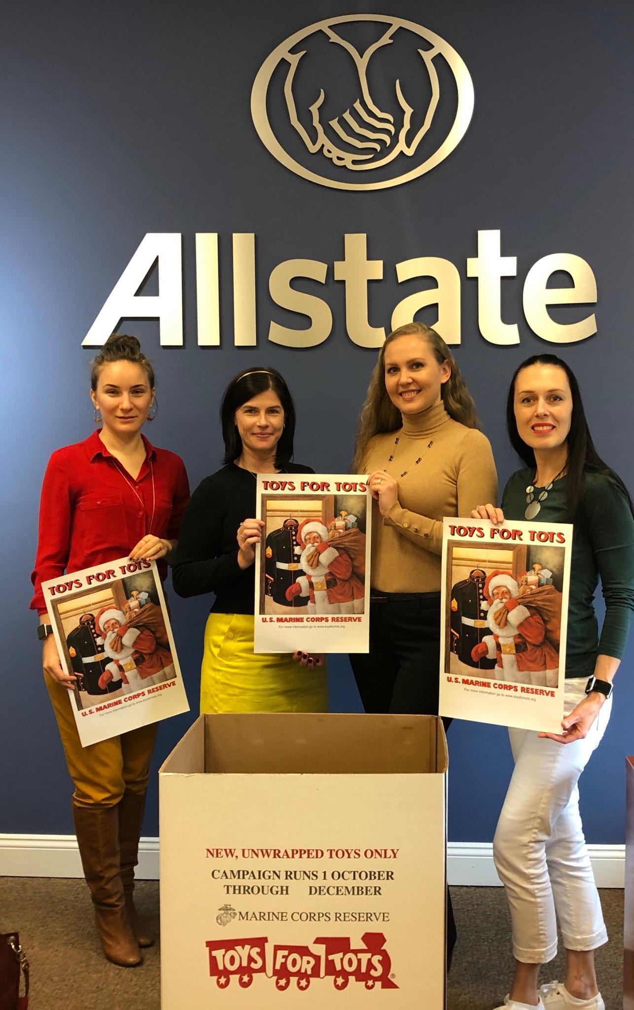 Tatsiana Maroz: Allstate Insurance image 9