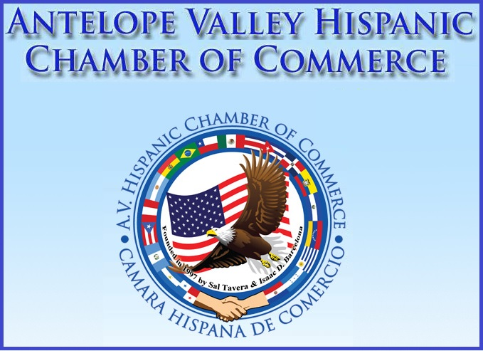 Members of the Antelope Valley Hispanic Chamber of Commerce