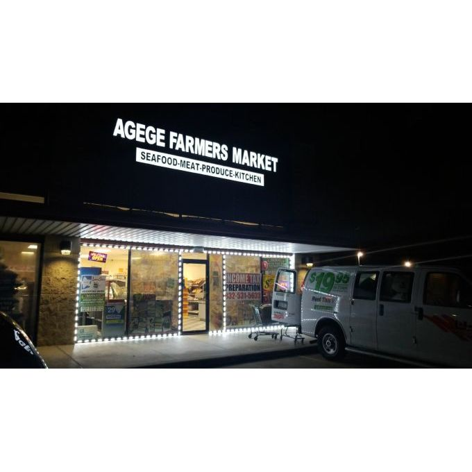 Agege Farmers Market, Inc image 0