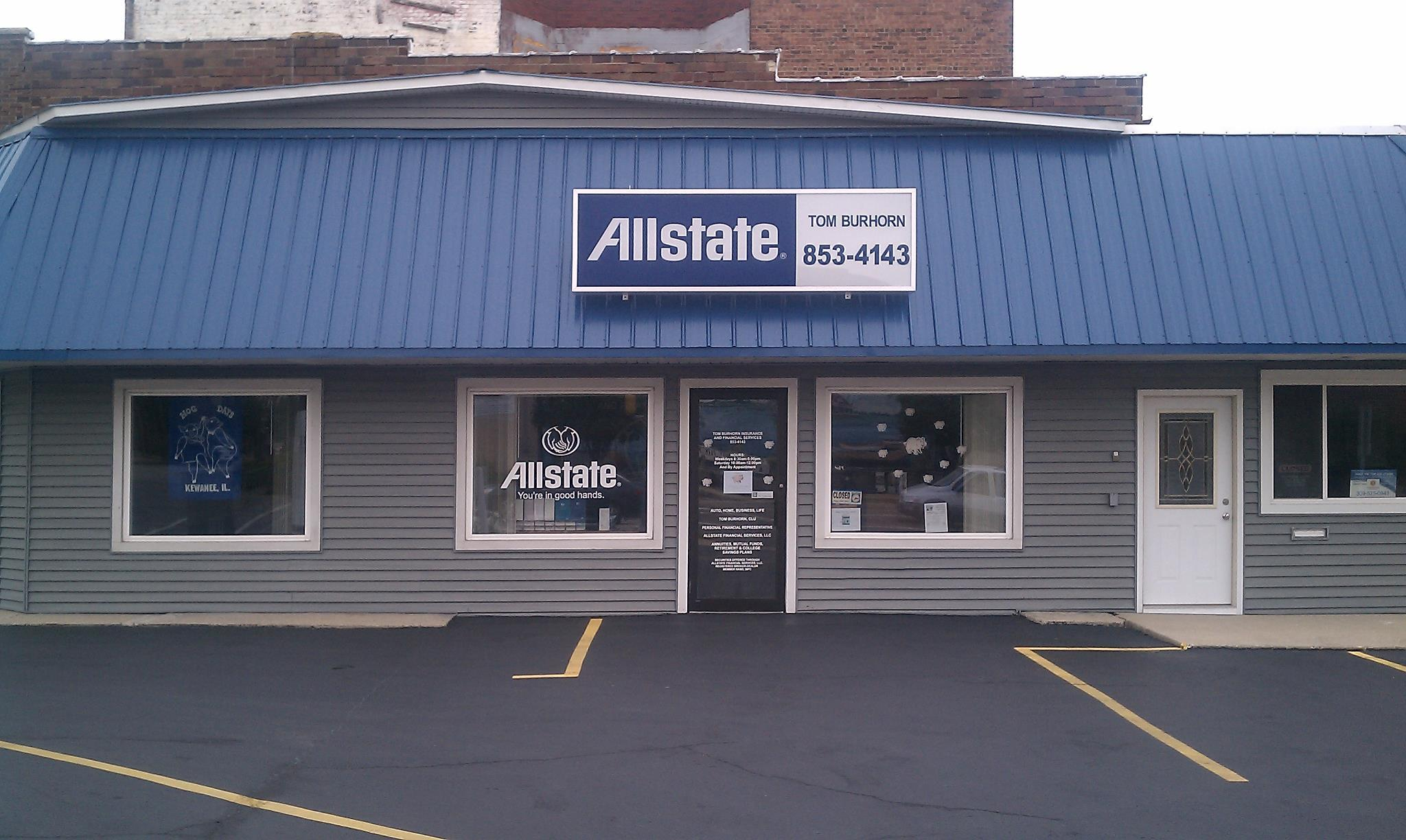 Allstate Insurance Agent: Thomas Burhorn image 1