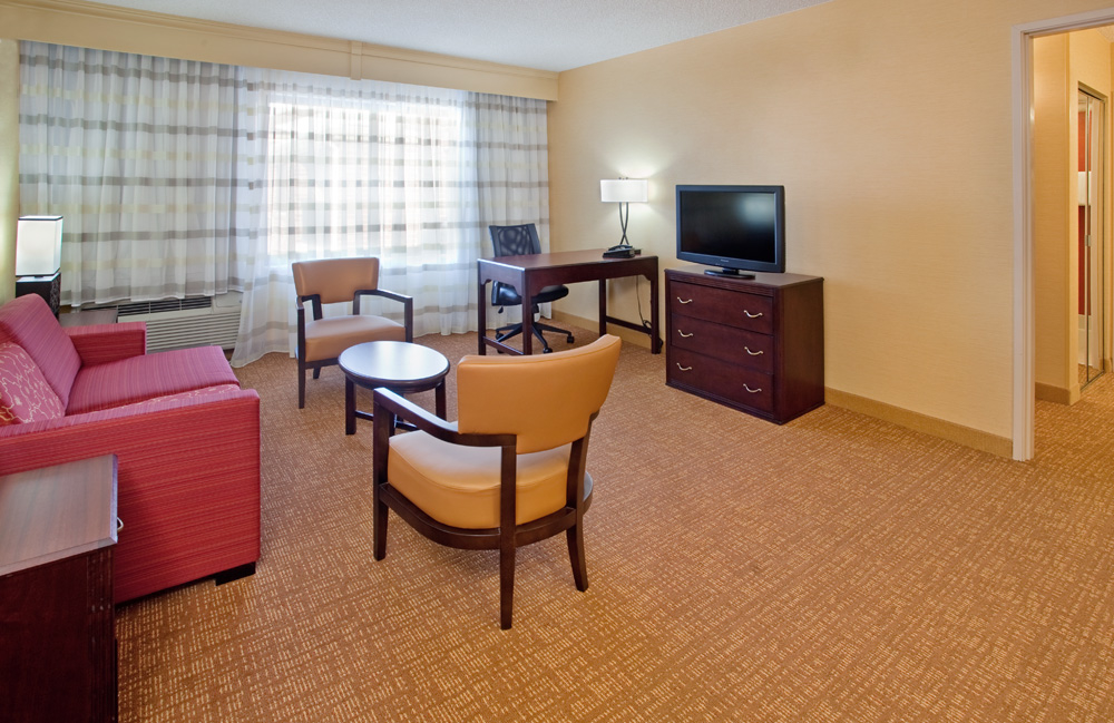 Courtyard by Marriott Salt Lake City Airport image 9