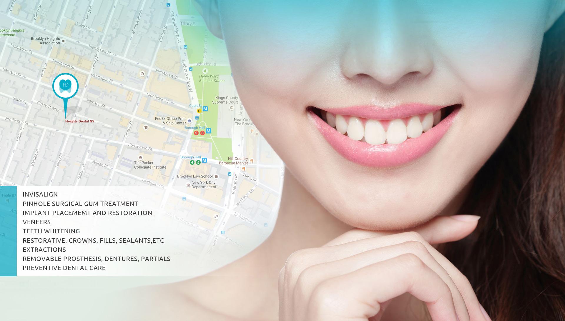Heights Dental NY - Dr. Ewa Tracz, D.D.S. image 1