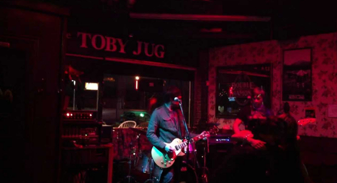 The Toby Jug in Bolton