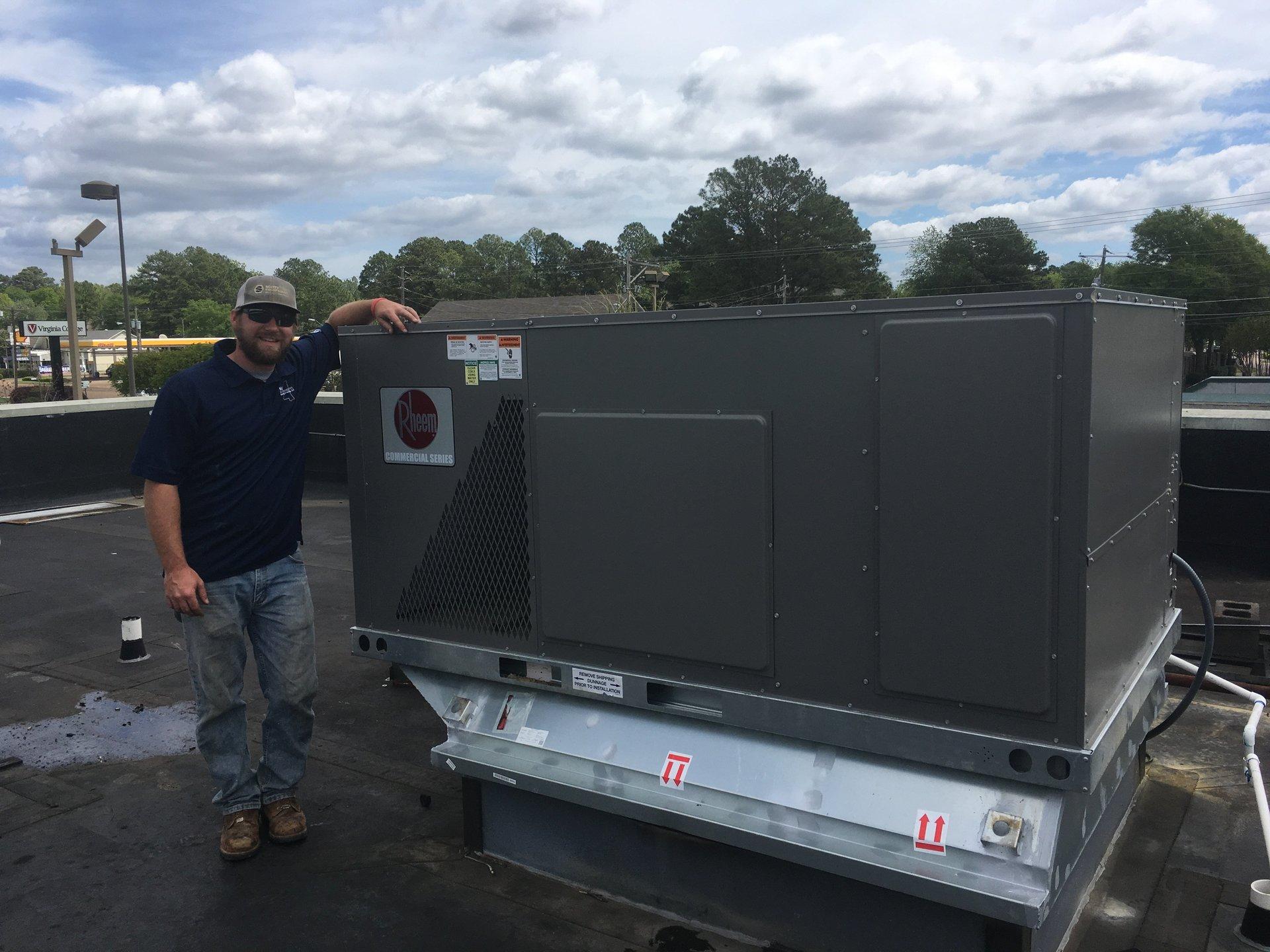 Mid Mississippi Heating & Ac, LLC image 0