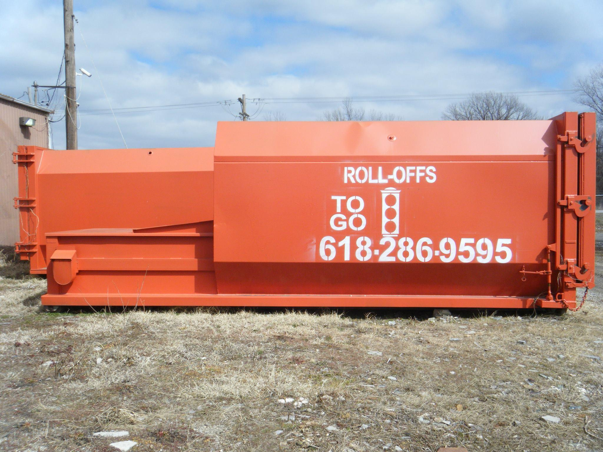 Roll Offs To Go Dumpster Service image 1