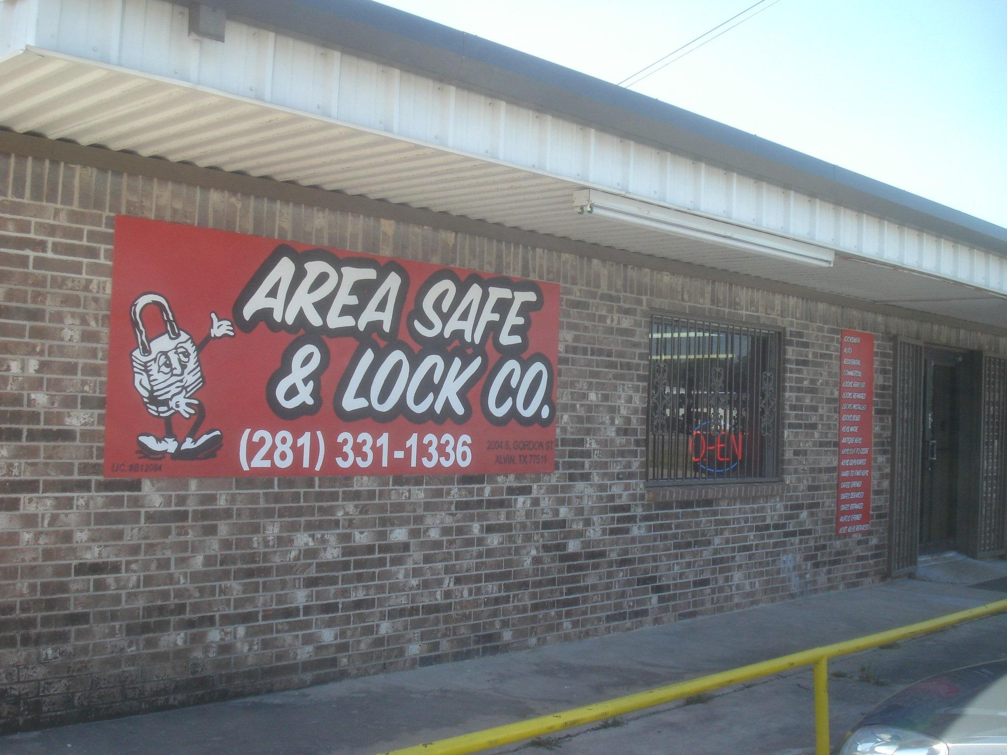 Area Safe & Lock Co image 0